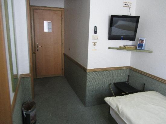 Hotel Arlette Beim Hauptbahnhof: Single room