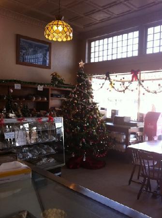 Old German Bakery and Restaurant: weihnachten