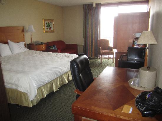 Howard Johnson Albuquerque Midtown: my room