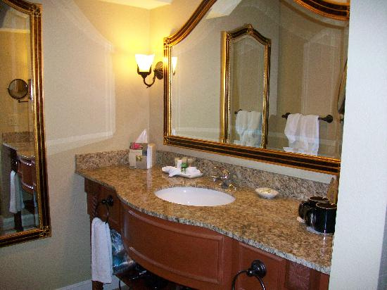 Beautiful Bathroom Sink Picture Of Rosen Shingle Creek