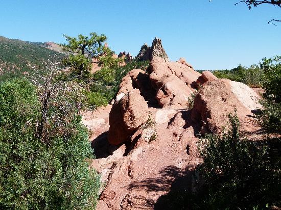 อุทยานแห่งทวยเทพ: rock view