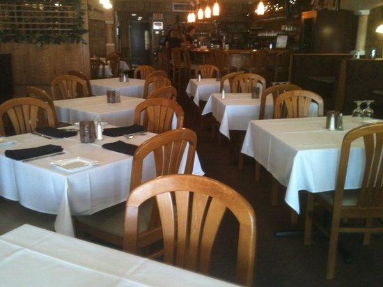 Cafe Venice: Inside the Cafe