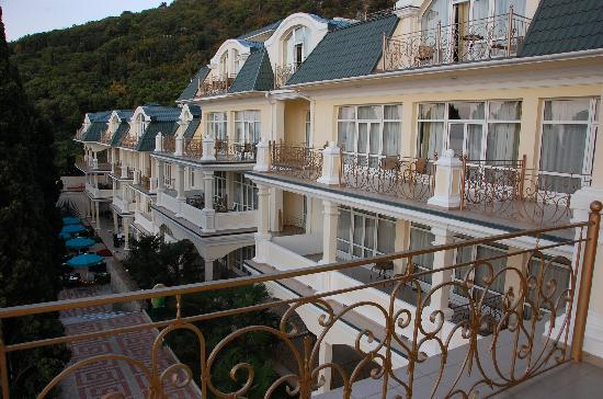 Palmira Palace Resort & Spa: Hotel Rooms - Black Sea View