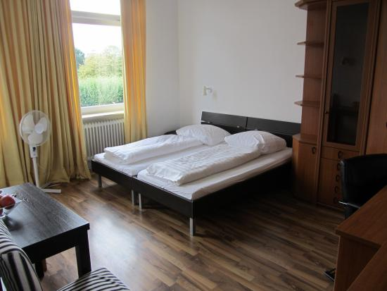 Apartments Duval: Double room overlooking the river