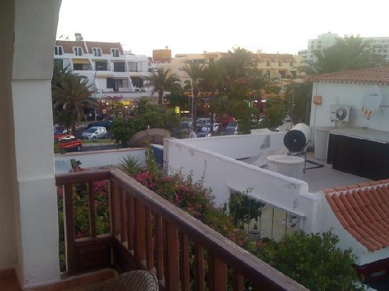 Paraiso Royal : View from Balcony