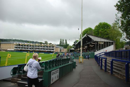 Recreation Ground: Lovely country ground