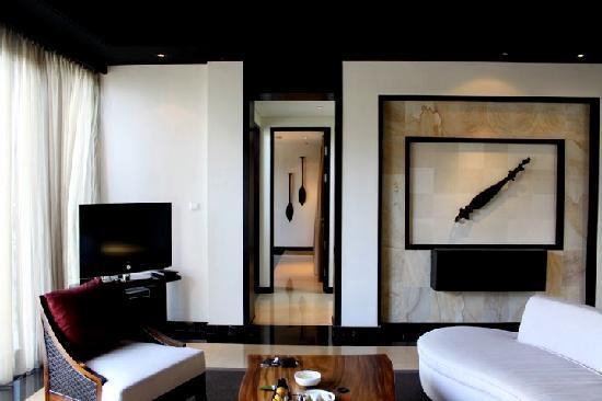 โรงแรมบันยันทรี อังกาซัน: The Villa