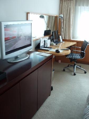 เดอะเวสติน โชซันปูซาน: Working area