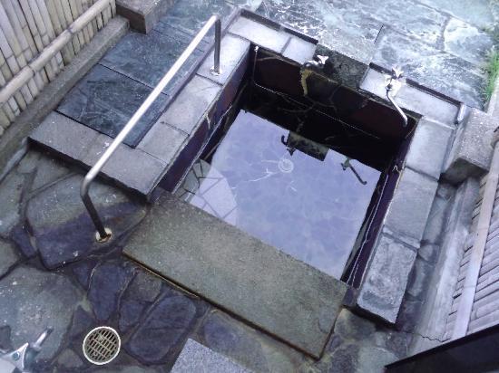 Himi, Giappone: 問題の露天風呂