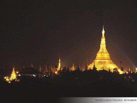 เจดีย์ชเวดากอง: Shwe Dagon