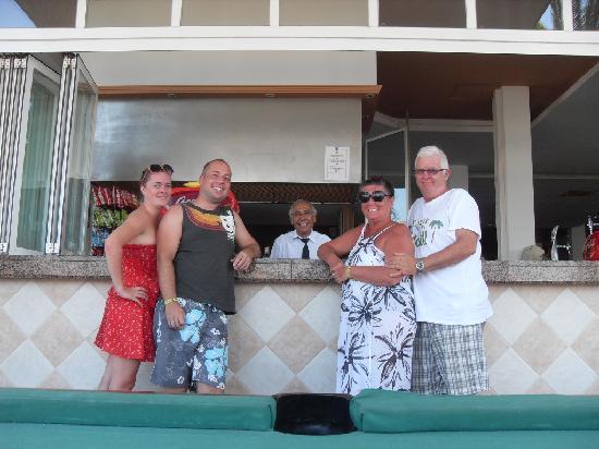 azuLine Hotels Mar Amantis & Mar Amantis II: Nando what a star