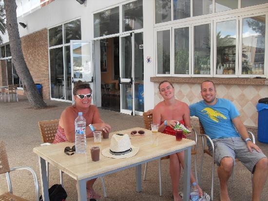 azuLine Hotels Mar Amantis & Mar Amantis II: relaxing