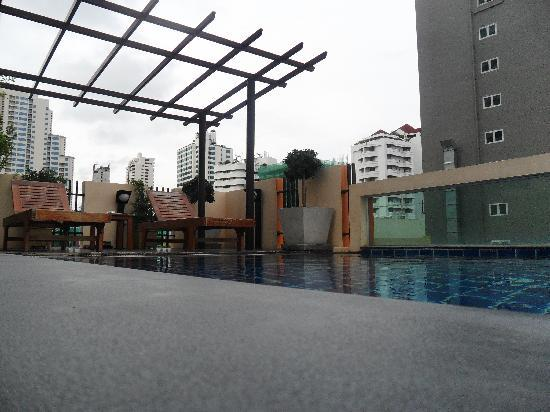 iCheck inn Residences Sukhumvit 20: Rooftop