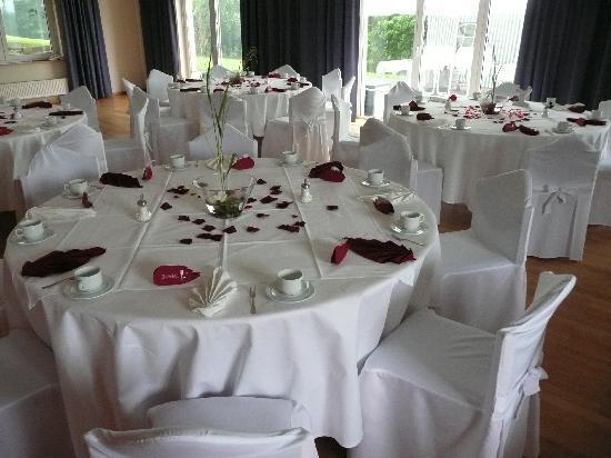Naturpark Hotel Weilquelle: Unsere Hochzeitsfeier
