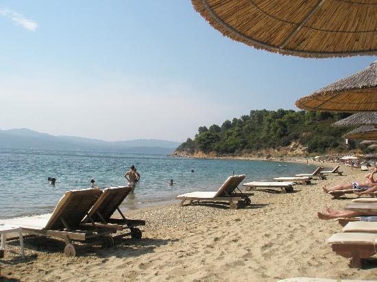 Filia Studios & Apartments: Christos' Beach - Agia Eleni