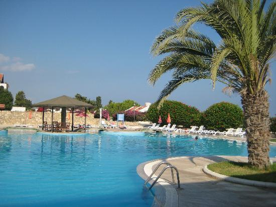 Lapta Holiday Club Hotel: Nice pool but music too loud for us