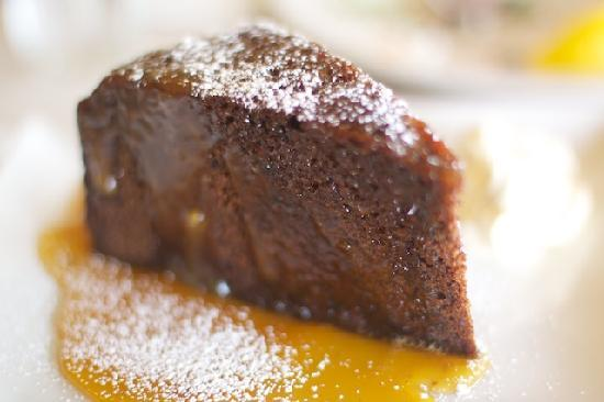 Buffs Bistro: Sticky Date Cake