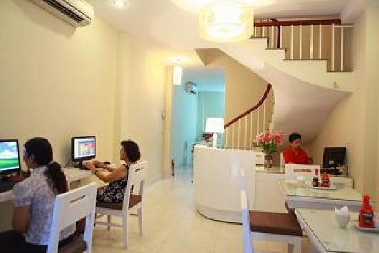 Hanoi Hibiscus Hotel: Lobby