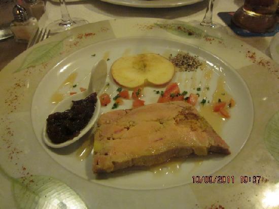 La Fringale : Foie gras