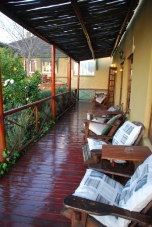 Gumtree Guest House: perfect spot to watch sunsets