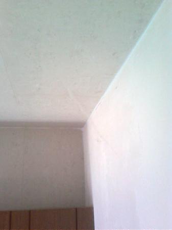 เดอะ เวสทิน สิเหร่เบย์ รีสอร์ท แอนด์ สปา: Cobweb above the bathtub