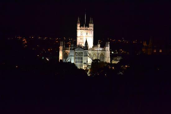 Roman City Guest House: a fantastic view to bath abbey