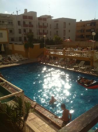 Hotel Brisa : pool