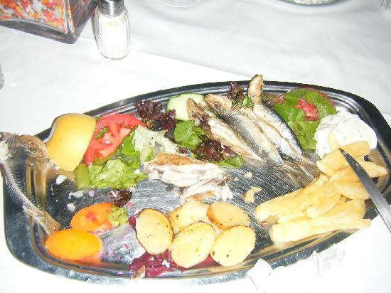 Mythos: Mixed Fish for two