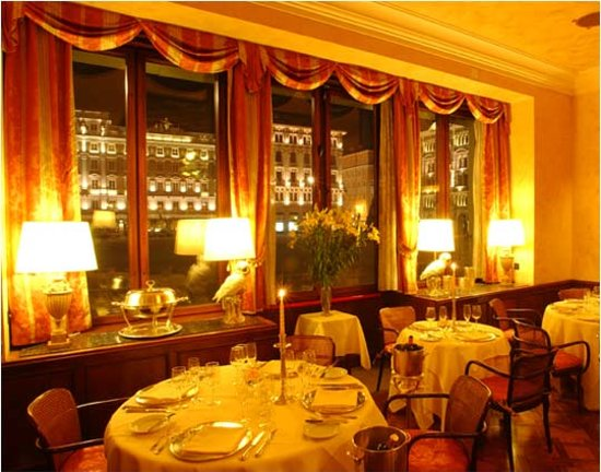 Photo of Italian Restaurant Harry's Grill at Piazza Dell' Unita D' Italia 2, Trieste 34121, Italy