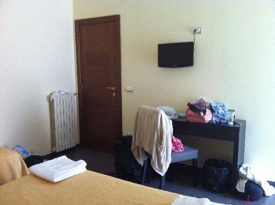 Hotel Nettuno : La nostra camera