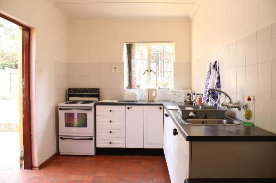 Pension Gecko: Cottage: Kitchen