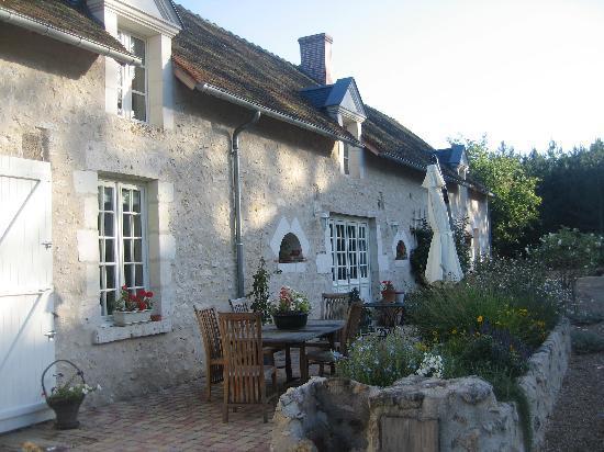 Le Cormier: house front
