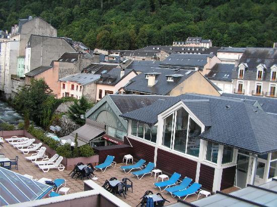Hotel & Residence Balneo Aladin: vue de la chambre