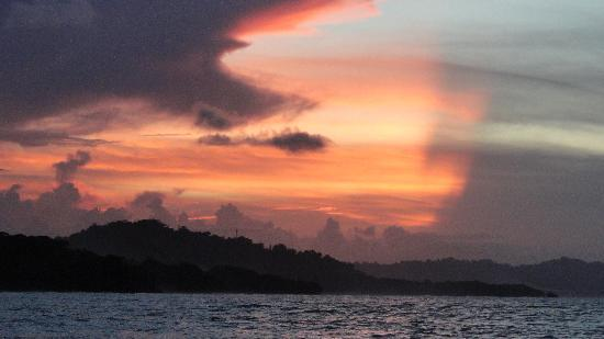 VIP Hotel Playa Negra: Atardecer