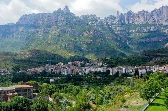 Montserrat, Spain: shmax