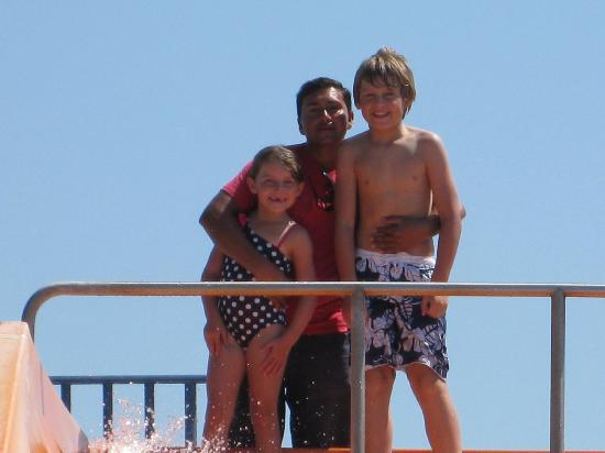 Labranda Marine Aquapark Resort : Life Guard