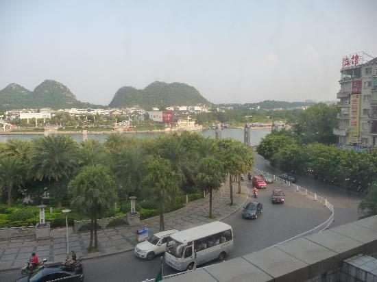 Universal Guilin Hotel: Views from Hotel room