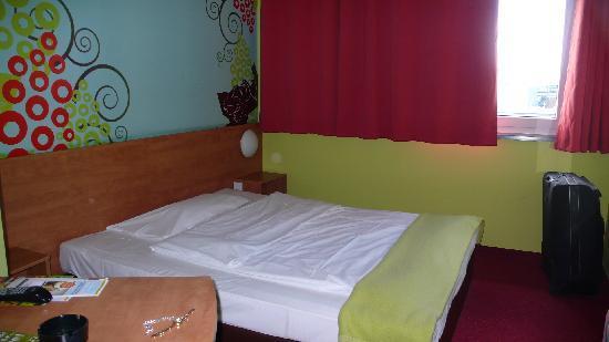 B&B Hotel Koblenz: Bed