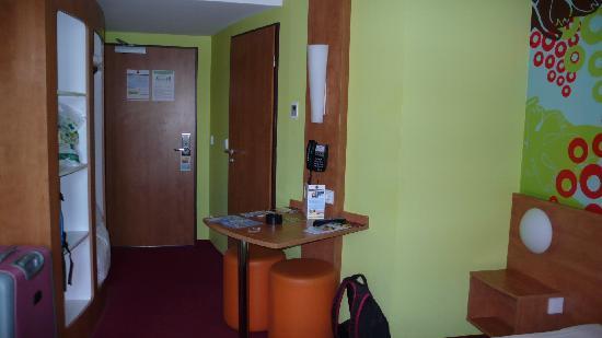 B&B Hotel Koblenz: Entry