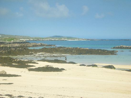 Roundstone House Hotel: Nearby Beach