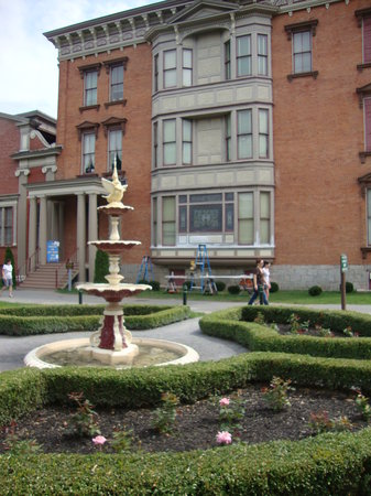 Historical Society of Saratoga Springs and Canfield Casino
