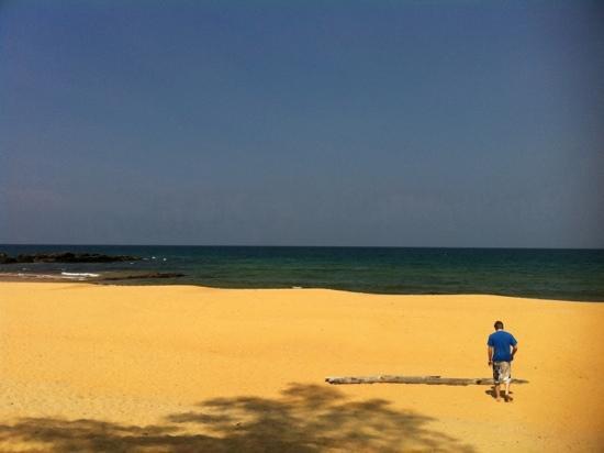 Hotel Jen Penang by Shangri-La: beautiful beach