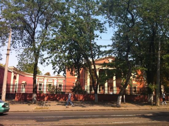 Odessa Walks: There once was a countess who had many palaces