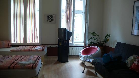 Hostel Absteige: Bedroom