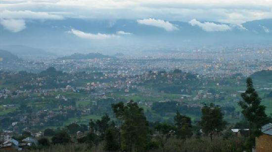 Outlook Inn: An enlarged view of Kathmandu