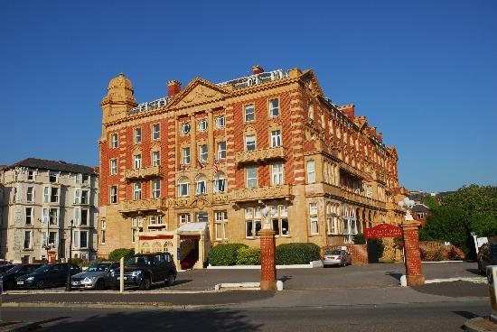 Queens Hotel Southsea Picture Of Queen 39 S Hotel Portsmouth Tripadvisor