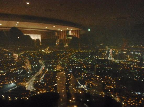 หอคอยโซล: 絶対に見に行くべき。ソウルタワーからの景色はとってもキレイでしたよ!ソウルの夜景最高☆