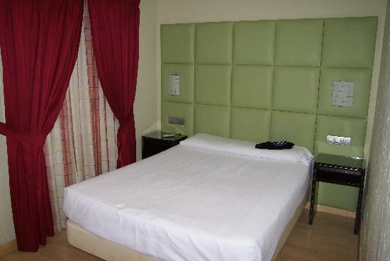 Hotel Presidente: camera doppia