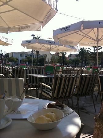 Premier Restaurant: the main square