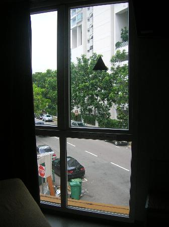 Fragrance Hotel - Imperial: good street view below